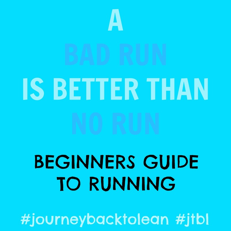 A Beginners Guide to Running from #JBTL