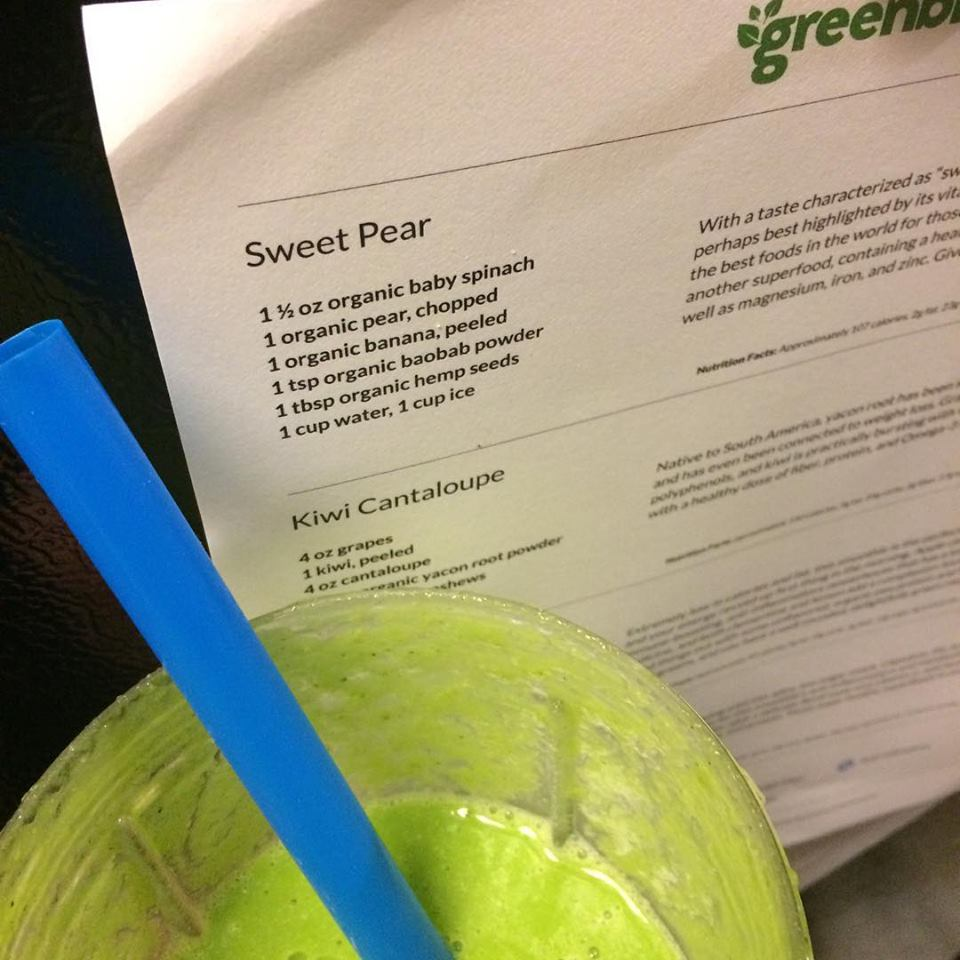 @Green_Blender recipes for delicious smoothies - @the_newbailey
